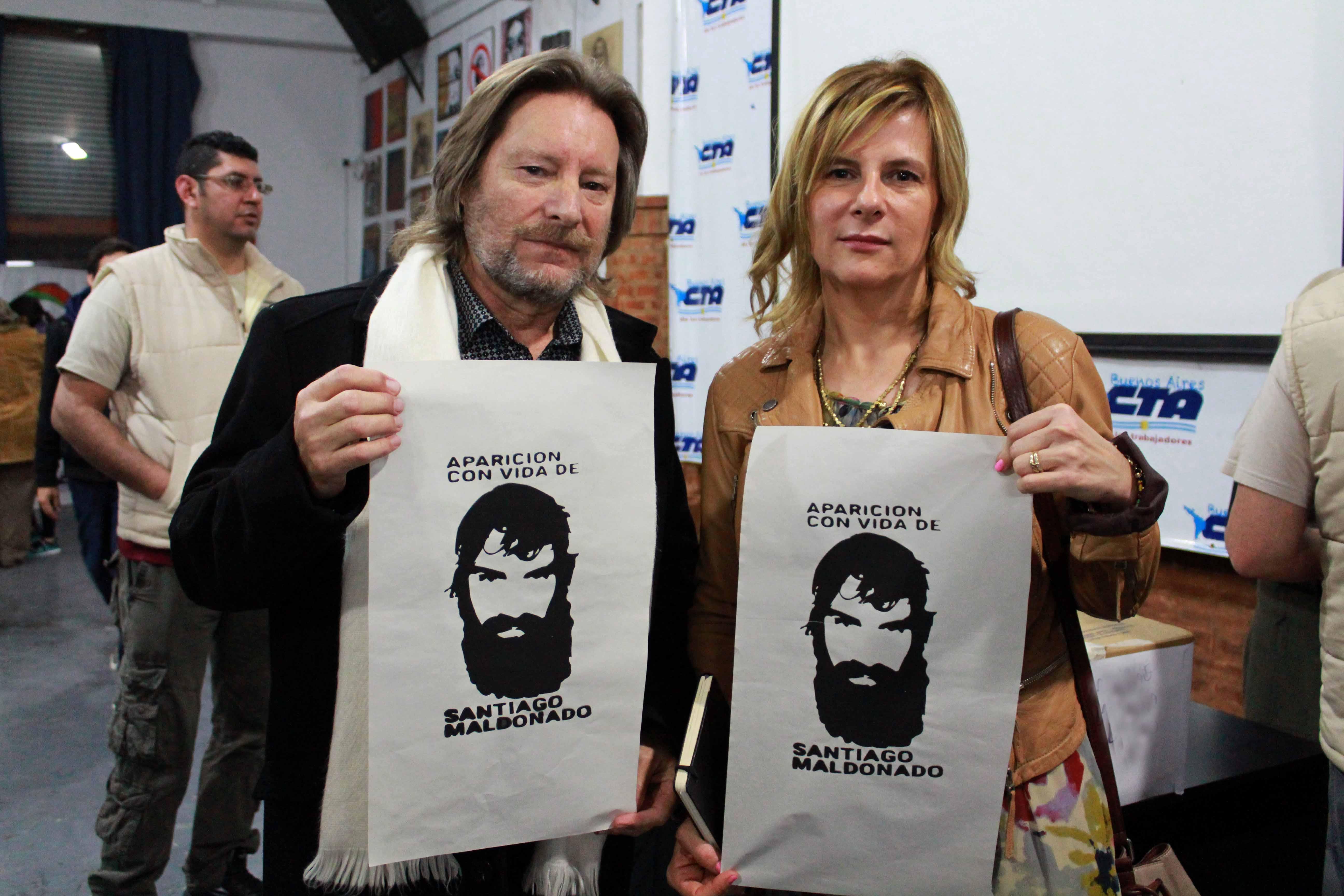 """""""Ante el horror son necesarias la memoria y la justicia"""", dijo Florencia"""