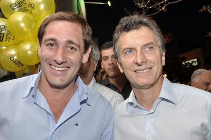 Después de la muerte de Emilia todo sigue igual, porque Julio Garro es 2 en 1: Macri y Patricia Bullrich en La Plata