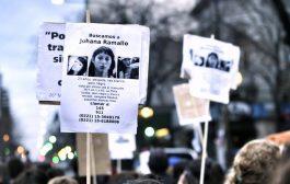 La desaparecida Johana Ramallo puede ser víctima de una red de trata, otra marcha y su madre critica duramente a la fiscal