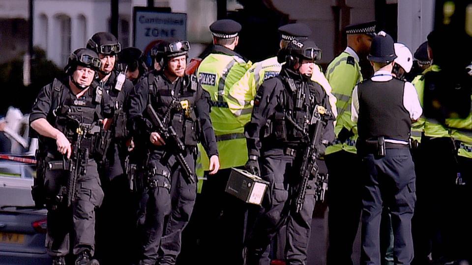 ¿Quién fue? ¿El ISIS (CIA, MI5, Mossad)?: Bombazo en Londres, ciudad que sufre el quinto atentado en un año