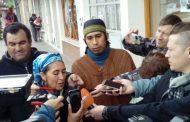 """""""A Santiago se lo llevan en una camioneta que decía 'Gendarmería'"""", declaró el joven mapuche Matías Santana"""