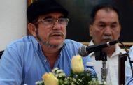 En Bogotá, en una plaza poblada y con sus dirigentes en la tribuna, las FARC ya son un partido político