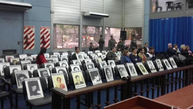 "Perpetua para seis represores del criminal ""Operativo Independencia"", implantado por ""Isabelita"""