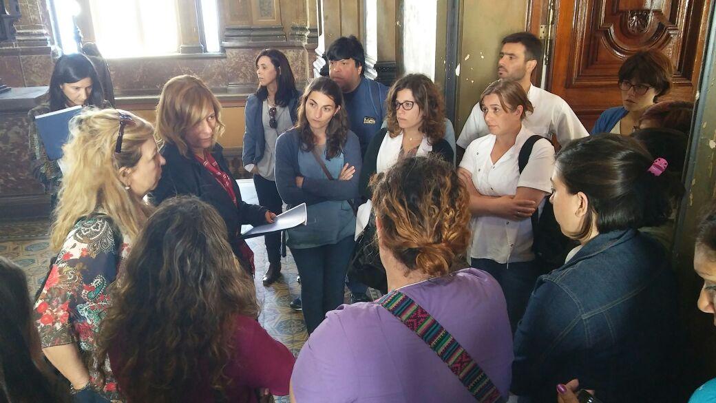 Florencia Saintout pidió información al municipio sobre la aplicación de la Ley de Identidad de Género en La Plata