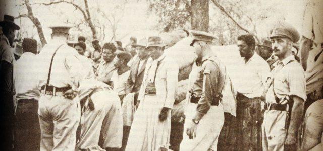 La maldita Gendarmería: muerte y silencio, a 70 años de la Masacre de Rincón Bomba, contra los pilagás de Formosa