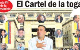 El cártel de la Toga, la corrupción en la Suprema Corte de Colombia