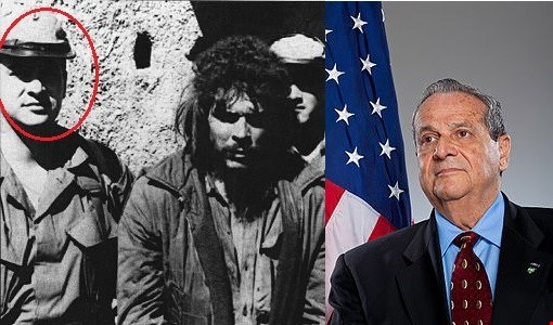 A 50 años del asesinato del Che, sigue vivo Félix Rodríguez, su victimario, el agente de la CIA nacido en Cuba