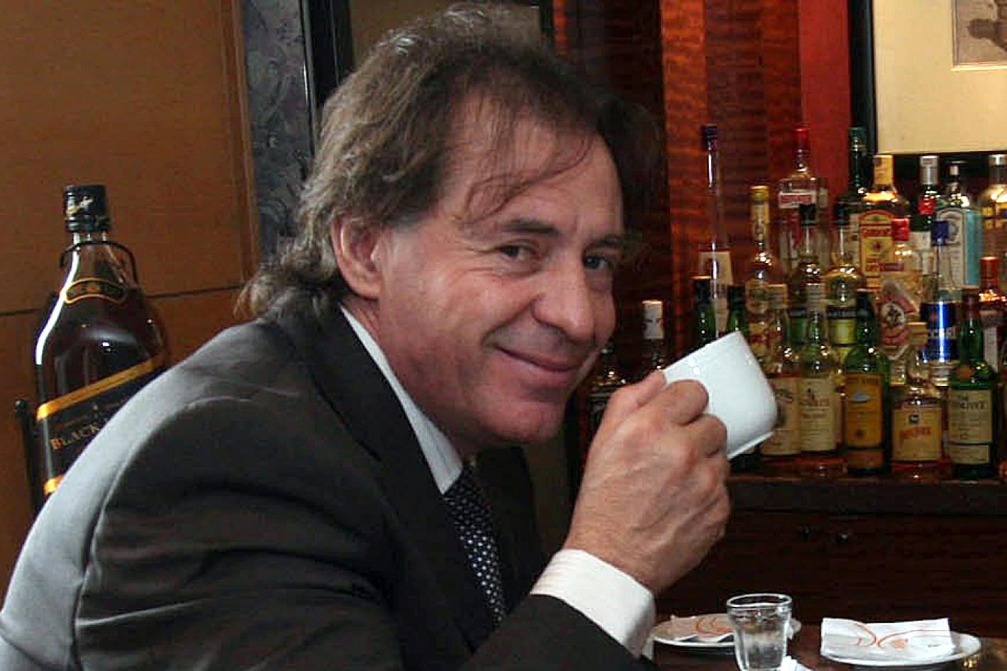 """Esto está para atrás: las empresas del truchísimo Cristóbal López pasan a """"buitres"""", a Clarín y a empresarios amigos de Macri"""