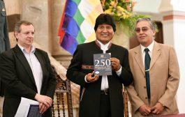"""Evo Morales: """"En Chile, la oligarquía tiene infiltrados en todas las instituciones"""""""