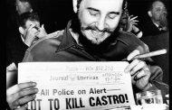 Archivos desclasificados sobre la muerte de Kennedy, develan planes de EE.UU. para asesinar a Fidel Castro