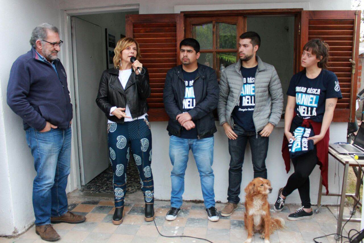 """""""Luchamos frente a un gobierno hijo de las históricas oligarquías"""", dijo Florencia Saintout"""