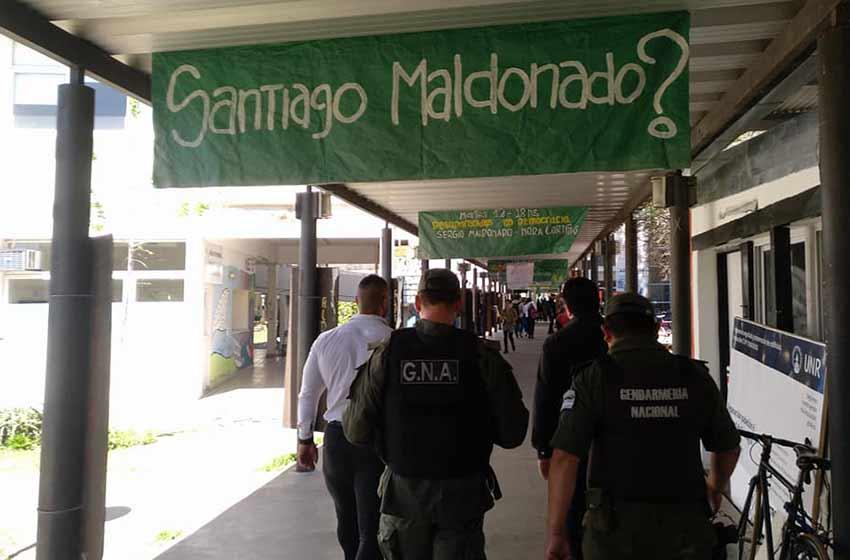 """Esa vocación de la Gendarmería por reemplazar a la Federal y ser ella la """"vergüenza nacional"""": la última, en Rosario"""