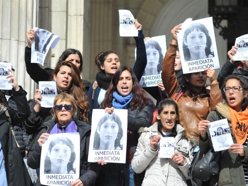 """""""Ahora, resulta indispensable: que aparezca Johana Ramallo, el Estado es responsable"""""""