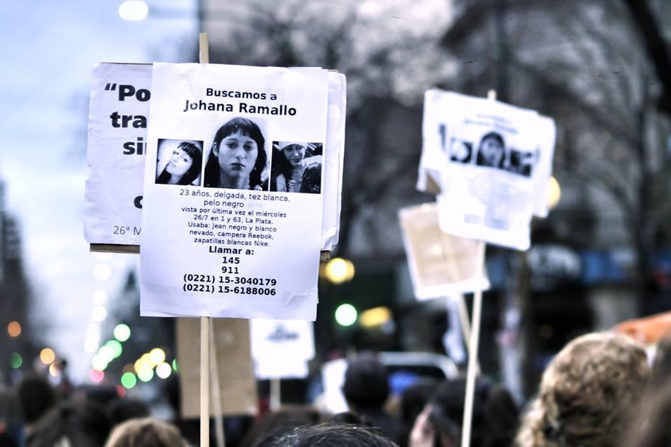"""Otra desaparición forzada: Johana Ramallo es """"mujer, pobre, y sin derechos"""": jueces, fiscales y policías bajo sospecha"""