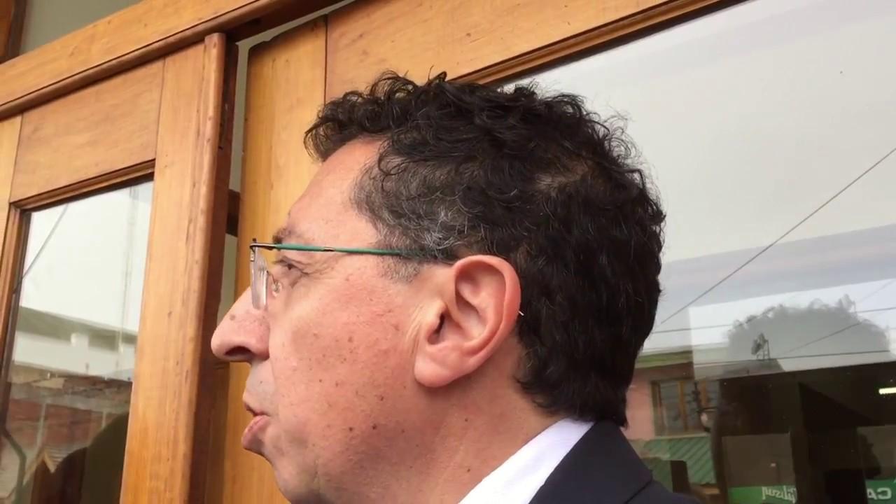 """El juez Gustavo Lleral negó que un """"testigo E"""" haya declarado sobre dónde se encontraba el cuerpo de Santiago"""