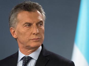 Usted, Macri