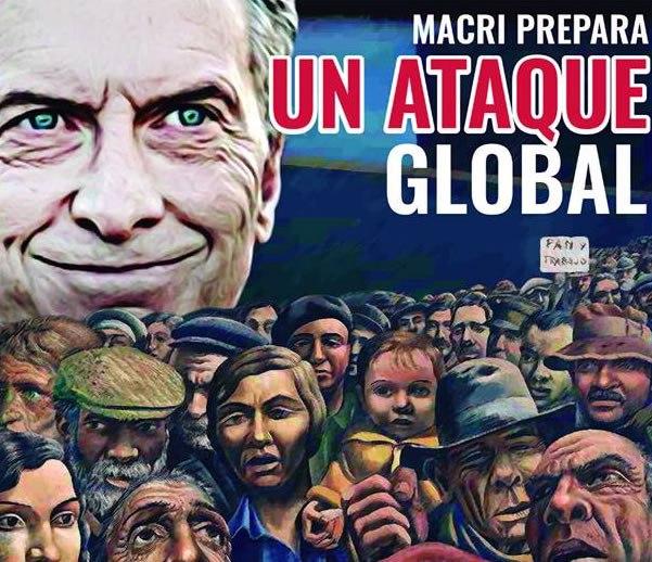 Macri pretende que el Congreso convierta en letra muerta a la legislación que protege a los trabajadores en casos de accidentes