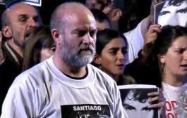 """""""No estamos convocando a ninguna marcha"""", dijeron en un comunicado los familiares de Santiago"""