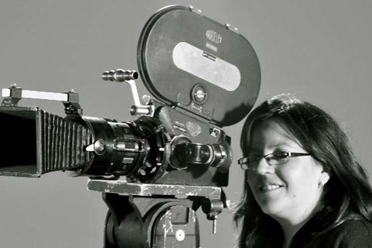 La cineasta boliviana Viviana Saavedra exhibe cine indígena en el Festival Internacional de Arica