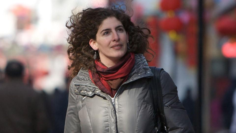 El gran premio del Festival de Cine de Mar del Plata fue para una película de la primera cineasta mujer de Palestina