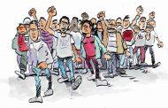 Contra el endeudamiento, el recorte a los municipios y el ajuste educativo en el presupuesto de Vidal