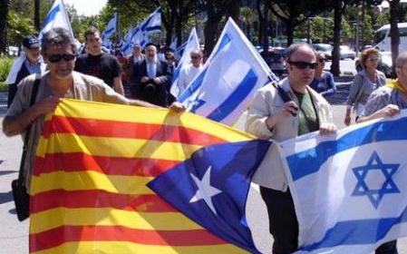 Un silencio que dice mucho: el de Israel, que no apoya a España ante una Cataluña que reconocen como pro Tel Aviv