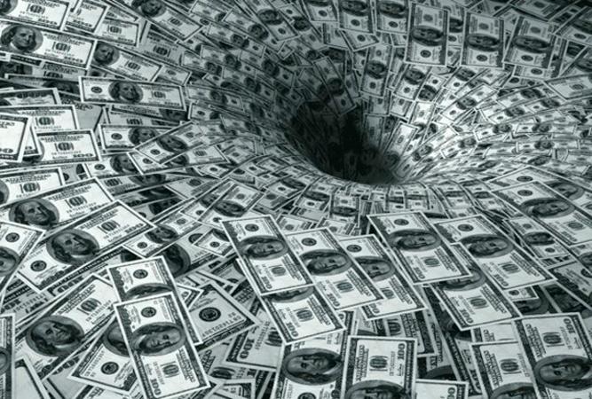 El 75 % de la deuda que contrajo Macri ahuecó el ala, es decir se convirtió en dólares fugados del país