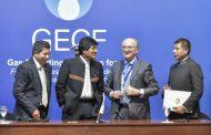 Repsol elogia políticas públicas de Bolivia mientras que el gobierno de Evo ofrece 80 áreas de exploración petrolera
