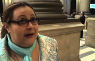 """Graciana Peñafort: """"Sospecho que quieren acostumbrarnos a que cualquiera puede ir preso porque sí"""""""