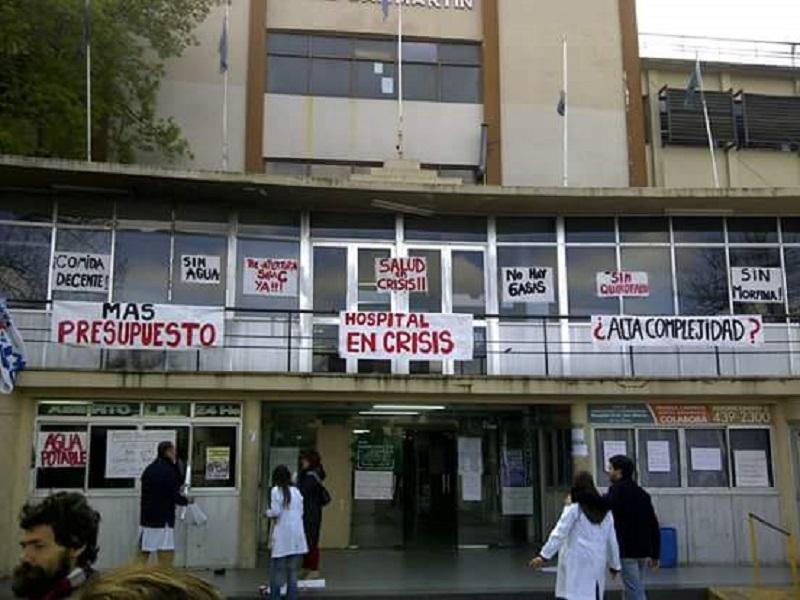La crisis sanitaria de Bahía Blanca, Tandil y Pringles muestran la verdadera cara de la gobernadora Vidal