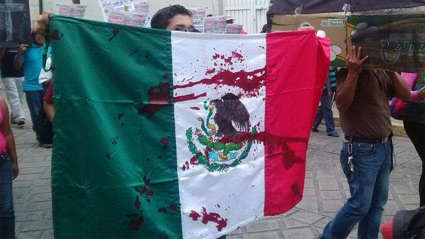 Son 20 mil 878 los asesinatos cometidos en México en lo que va de la presidencia de Peña Nieto