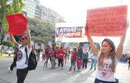 """""""25N Mujeres contra las violencias. Abajo el ajuste de Macri y los gobernadores"""""""