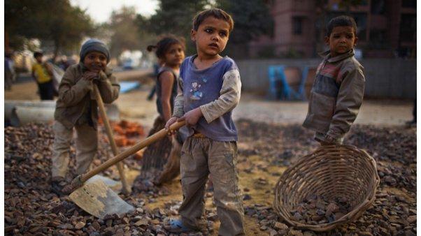 En Argentina trabajan uno de cada 10 pibes entre 5 y 15 años y el 48 por ciento de los menores de 14 son pobres