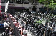 La movilización popular y de los trabajadores le cortó el paso a la maniobra de Macri en el Congreso: Se levantó la infame sesión