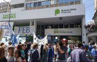 Los trabajadores de la Provincia se movilizan contra el ajuste de Vidal, y contra sus intentos de golpear a los jubilados