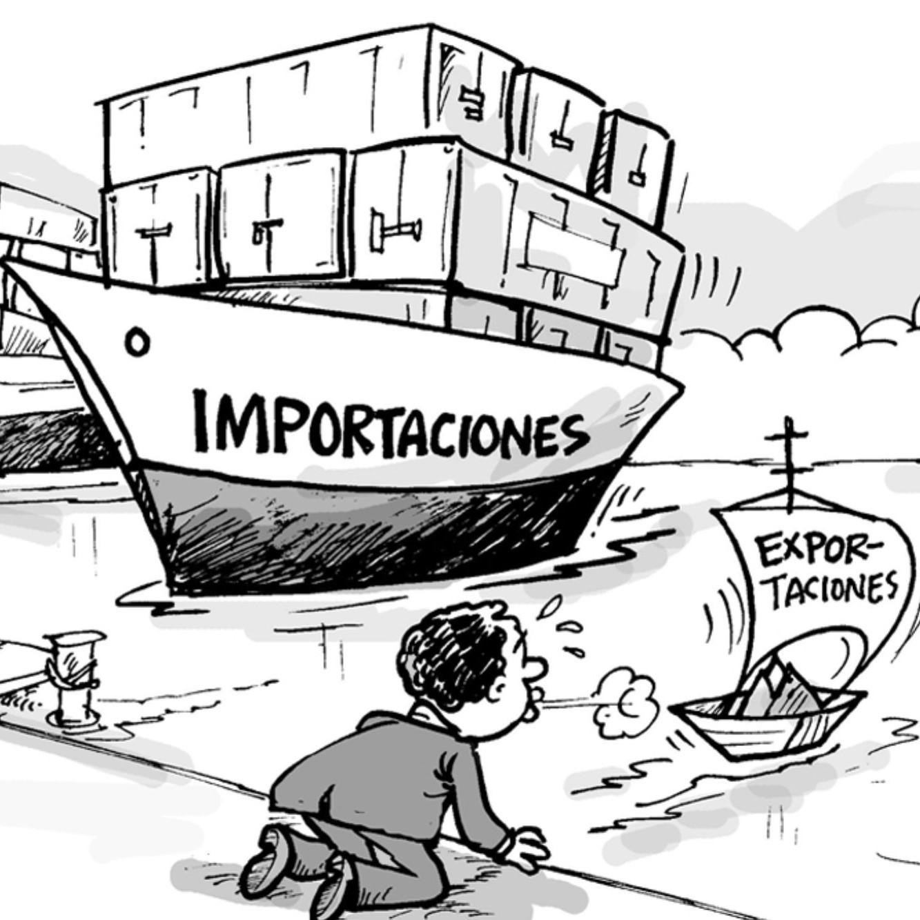 Gracias a Macri, Argentina alcanzó el déficit comercial más grande de su historia