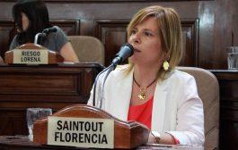 """""""Votar afirmativamente es votar para que empeore la vida de los más humildes"""", rechazó Saintout el presupuesto 2018"""