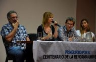 """""""Basta de reprimir y violar derechos"""", dijo Florencia Saintout y condenó la intervención policial  en la Universidad del Comahue"""
