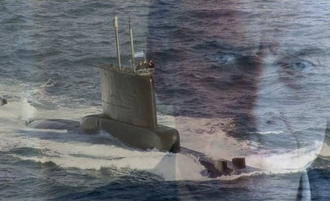 """""""¿Y si pensaron los ingleses que la tripulación de este submarino (el desaparecido ARA San Juan) había visto demasiado?"""""""