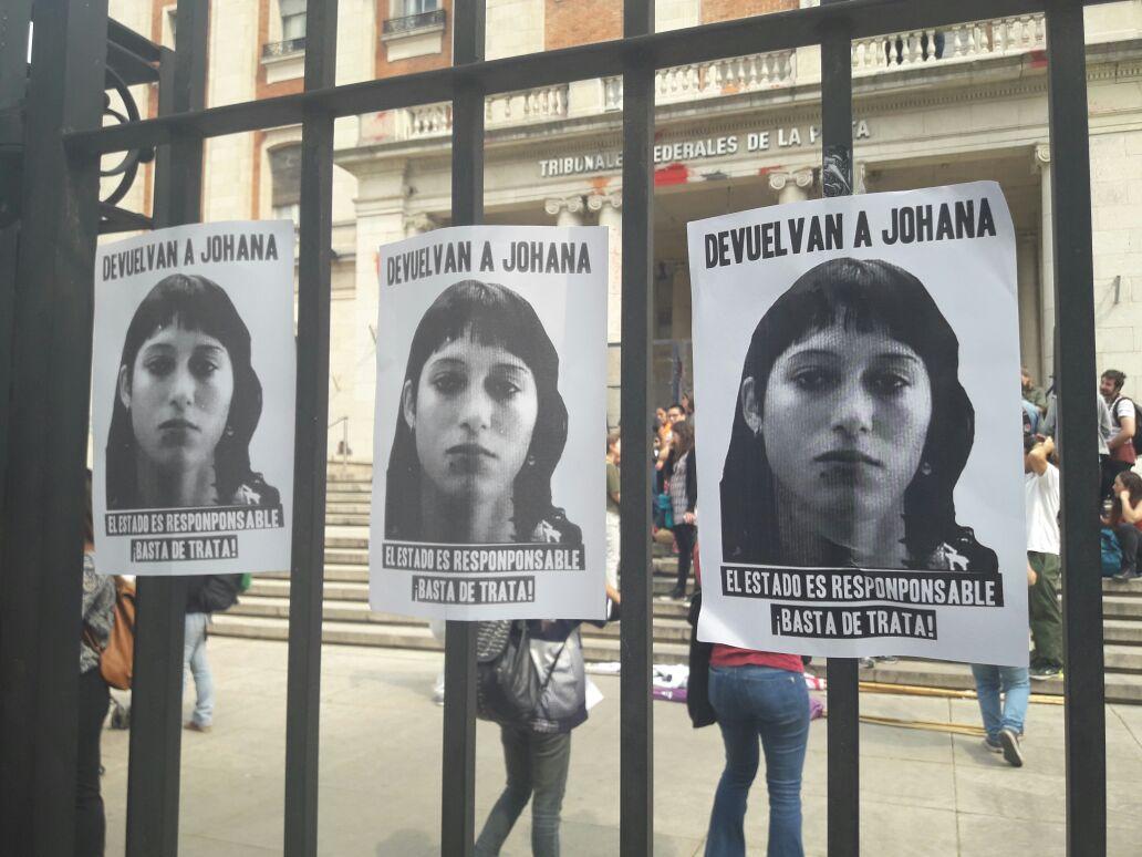 ¿Usted se siente mujer o proxeneta? Eso le preguntaría Marta Ramallo, la mamá de Johana, a la gobernadora Vidal