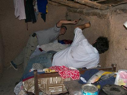 El Impenetrable, donde  mandan las vinchucas, el Mal de Chagas y las enfermedades: es decir la maldita pobreza