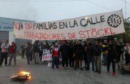 Stockl: cortan los accesos al Parque Industrial de Almirante Brown en defensa de los puestos de trabajo