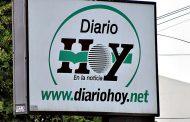 """""""Toda la solidaridad con trabajadores del diario Hoy"""""""