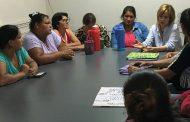 Con el apoyo de la diputada Saintout, mujeres platenses demandan viviendas a Vidal y a Garro