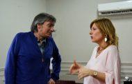 Saintout analizó con Máximo Kirchner el impacto de las políticas regresivas de Cambiemos