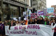 #NiUnaMenos: Saintout apuntó contra Vidal por subejecutar el presupuesto destinado a violencia de género
