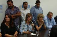 """Foro en Defensa de la Educación Pública: Saintout denunció la """"crueldad"""" de Vidal al """"dejar a los pibes sin escuelas"""""""
