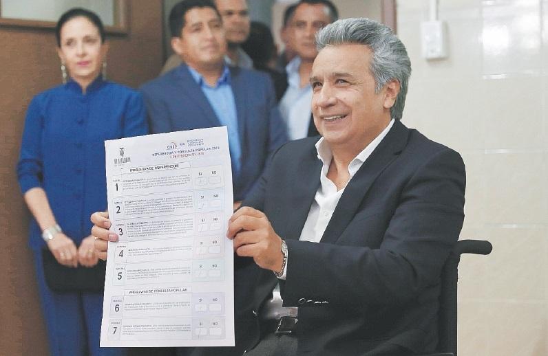 ¿Qué le espera a Ecuador con el triunfo del Sí en la consulta popular?