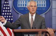 Rex Tillerson llega porque quiere que Macri se sume al golpe de Estado que EE.UU. ya anunció para Venezuela