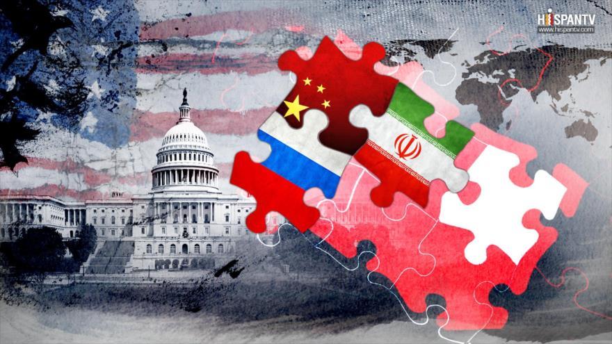 Con un posible ataque a Venezuela como telón de fondo, EE.UU. dice que teme presencia de Rusia, China e Irán en la región
